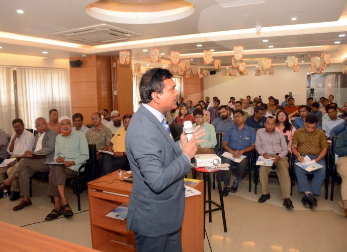 ERF Seminar Photo