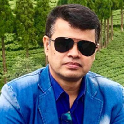 Mohammad Faruk Ahammad  (Faruk Mehedy)